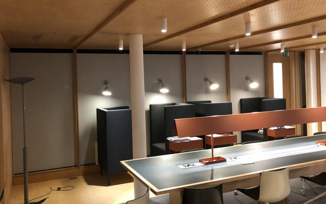 Hot Desk Area | London